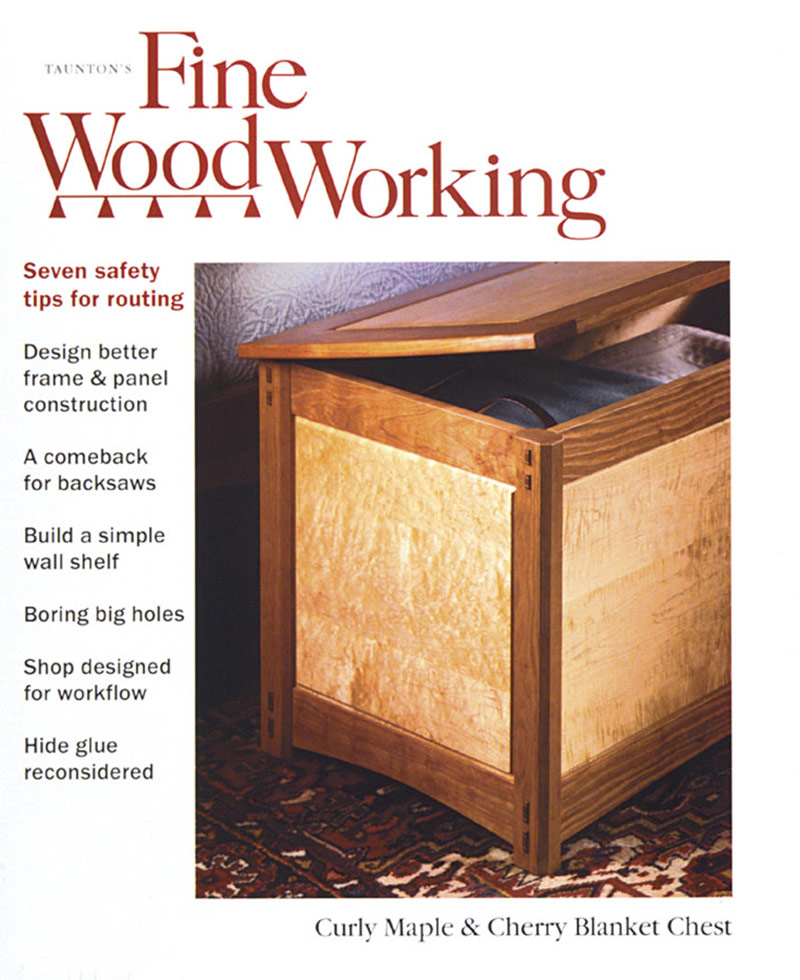 Food Safe Wood Finishes - FineWoodworking