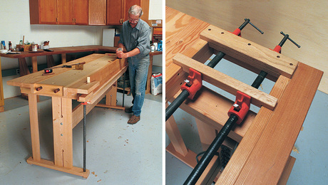 versatile workbench