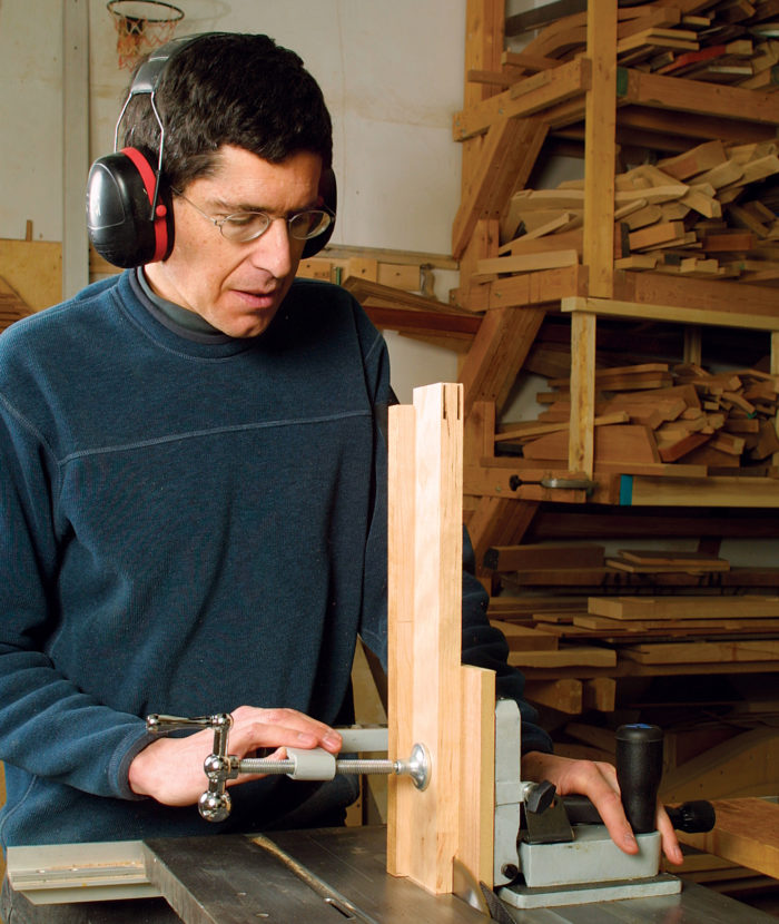 Mortise-and-Tenon