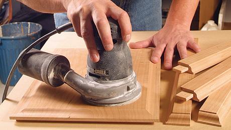 sanding basics