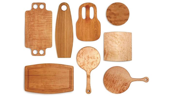Smart, Stylish Cutting Boards
