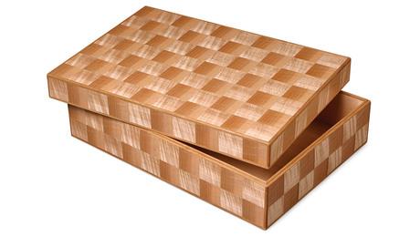 veneered boxes