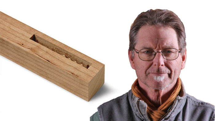 mortise and tenon joint tips and tricks with Gary Rogowski
