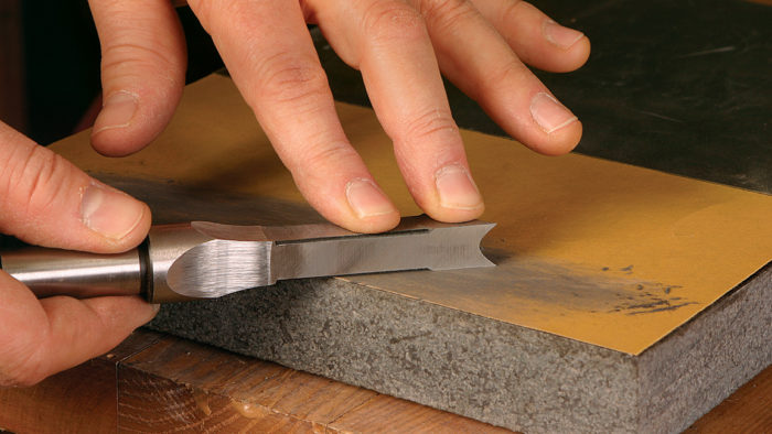 Master the Mortiser with Roland Johnson; choosing, using and sharpening a hollow chisel mortiser