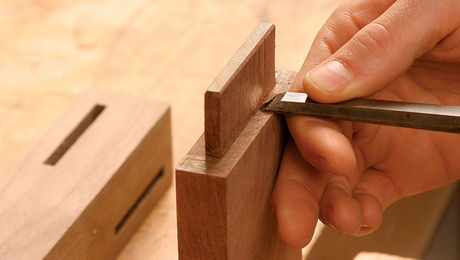 10 articles about how to cut a mortise and tenon joint
