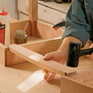 hall table assembly