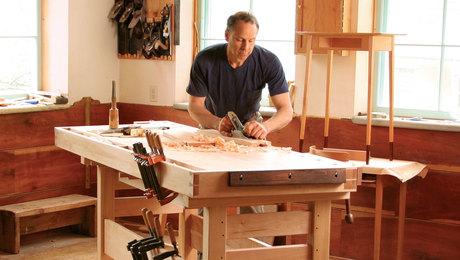 A Workbench 30 Years in the Making