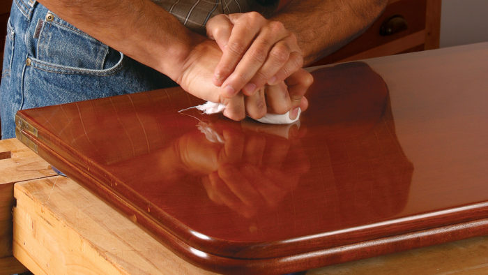 Guide To French Polishing - FineWoodworking