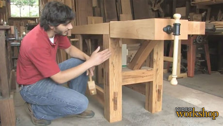 Introduction Build A Hybrid Roubo Workbench