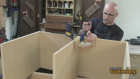 Episode One: Build the Base Cabinet