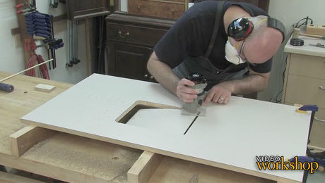 Build A Router Table Finewoodworking