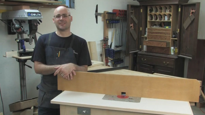 Build a router table finewoodworking in this video workshop ill show you every step involved in building a dedicated router table designed to last as long as your workshop keyboard keysfo Images