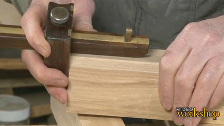 Joinery Preparation