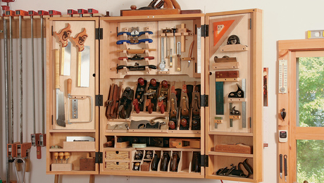 A Cabinet for Hand Tools