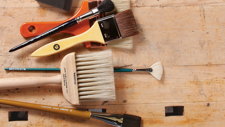 Brushes for Woodworkers