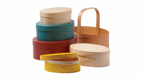How to Make a Shaker Box