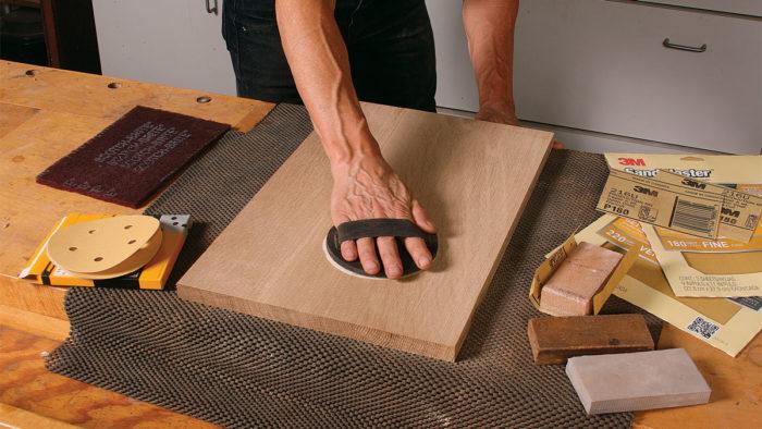 Sanding Methods