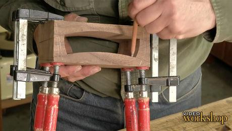 four wall box glue up