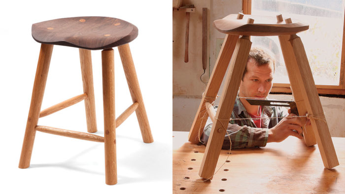 Stool Woodworking Plans