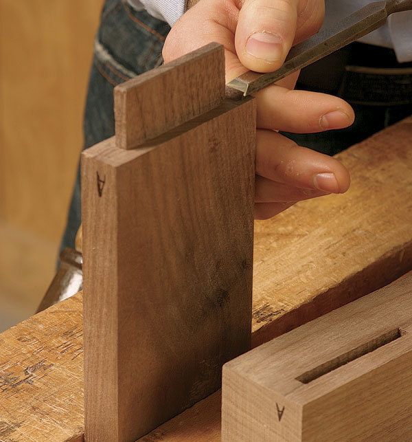 All About Mortise And Tenon Joints Finewoodworking