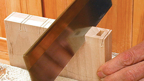 All About Dovetail Joints Finewoodworking