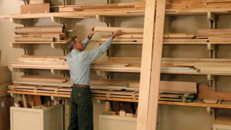 All About Lumber Storage