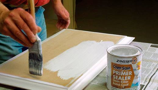 Acrylic Paint For Kitchen Cabinets