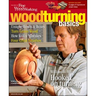 Woodturning Basics