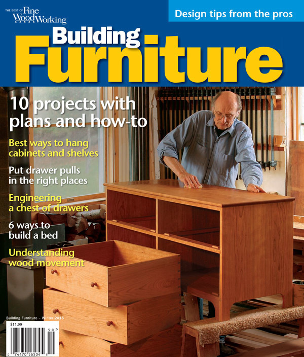 Building Furniture Finewoodworking