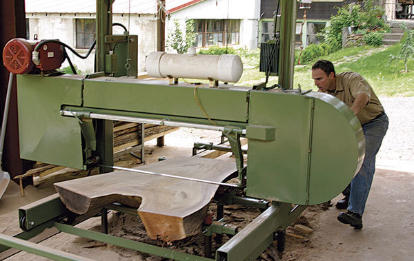 Mini Mill And Boutique Lumberyard List Finewoodworking