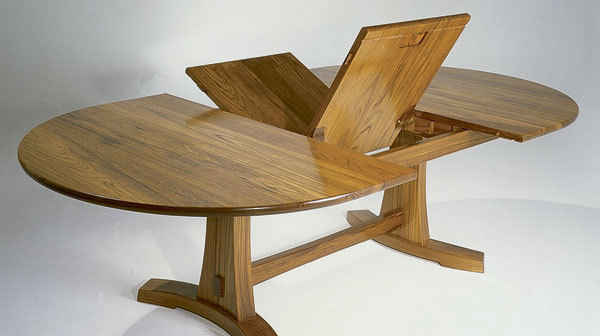 A Butterfly Expansion Table Finewoodworking