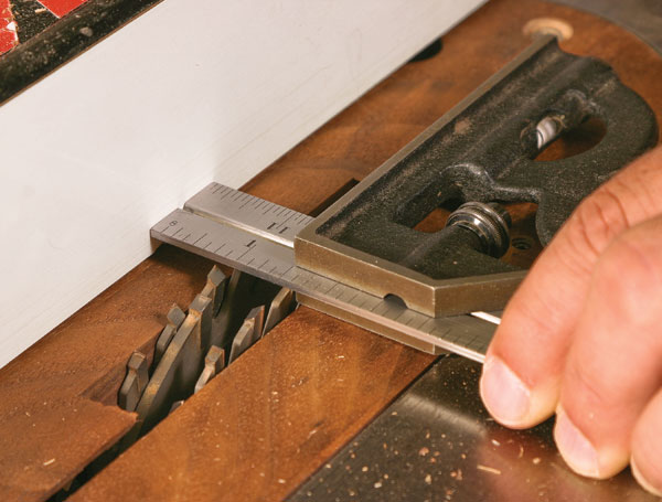 how to cut tenons on a router table
