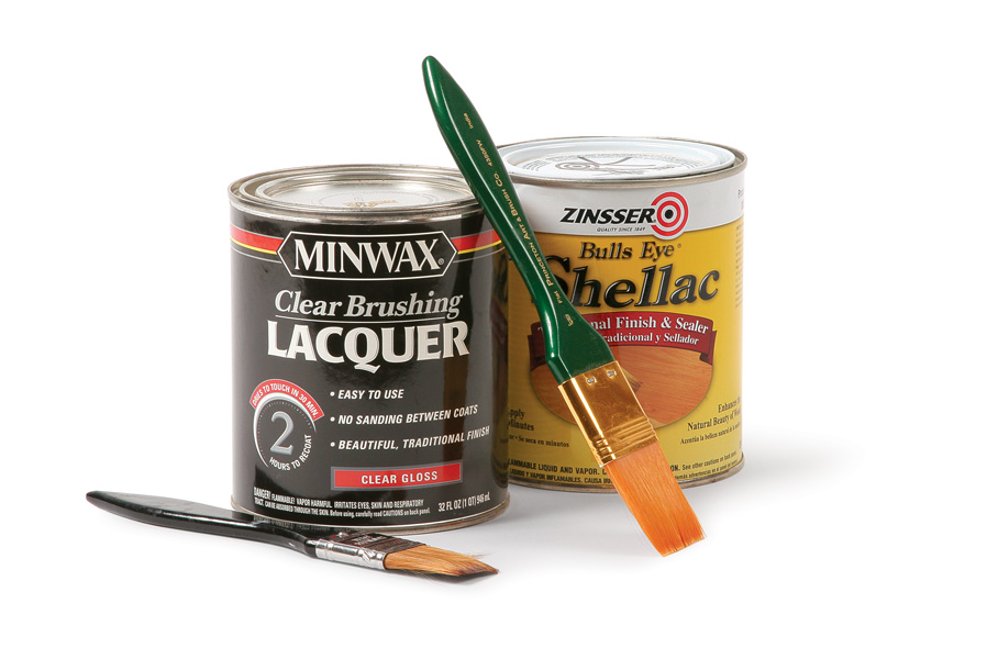 How To Maintain Your Finish Brush Finewoodworking