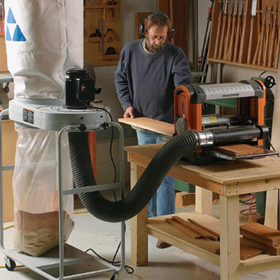 Portable Dust Collectors Finewoodworking