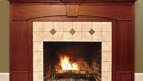 Build a Fireplace Mantel - FineWoodworking