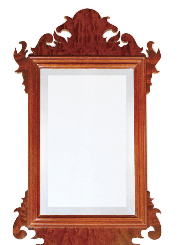 Build a Chippendale Mirror - FineWoodworking