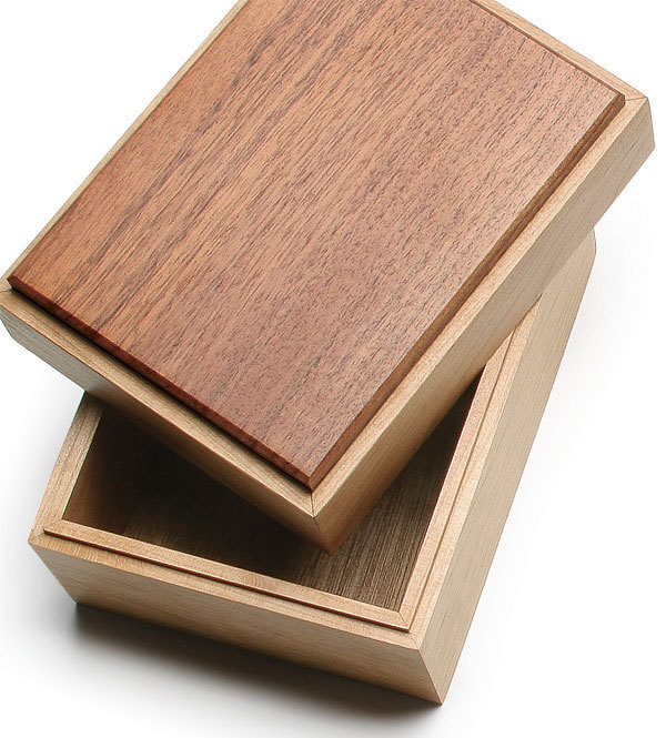2 Fast Ways To Build A Box Finewoodworking