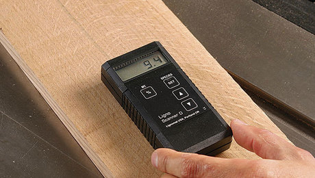 woodworking moisture meter tool review