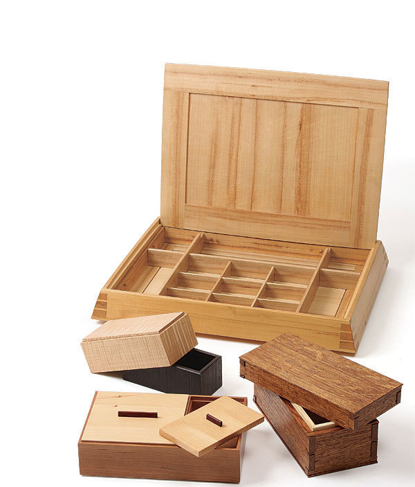4 Way to Top a Box - FineWoodworking