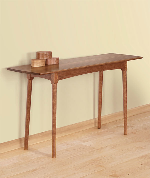 Superior Synopsis: No Matter Where You Put This Table, It Looks Good And It Fits In.  The Design Is Sturdy But Looks Light And Attractive, Thanks In Large Part  To The ...