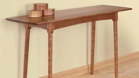 Woodworking Projects And Plans Tables Page 4 Of 10 Finewoodworking