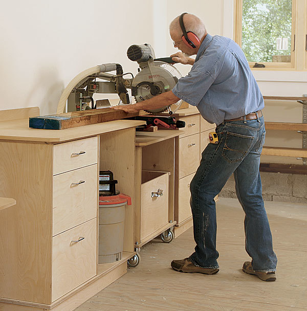 Smart Shop Storage Finewoodworking