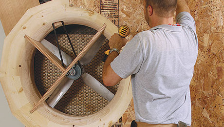 Build Your Own Spray Booth Finewoodworking
