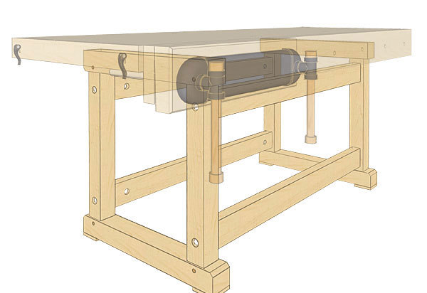 bench construct work right handgunsband designs workbench to great legs the way