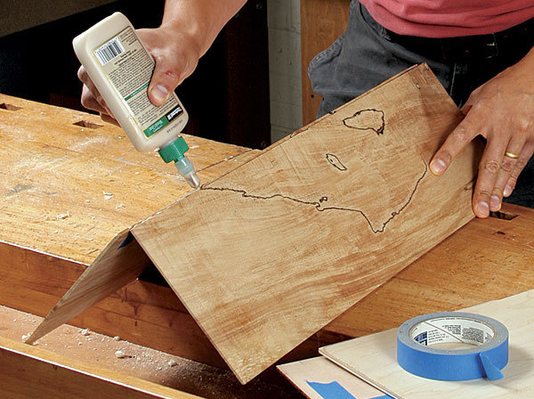 When Is Veneer Too Thick Finewoodworking