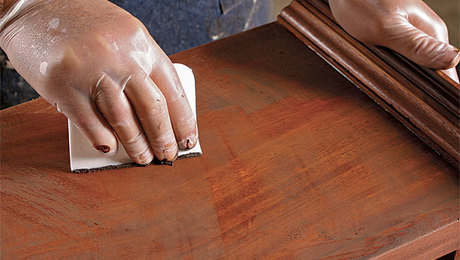 Sealing with Shellac