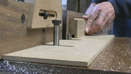 Router-Table Tricks for Deep Cuts - FineWoodworking
