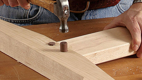 Drawbored Mortise and Tenon - FineWoodworking