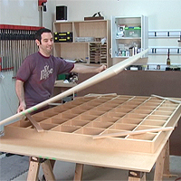 Build A Torsion Box Assembly Table Finewoodworking