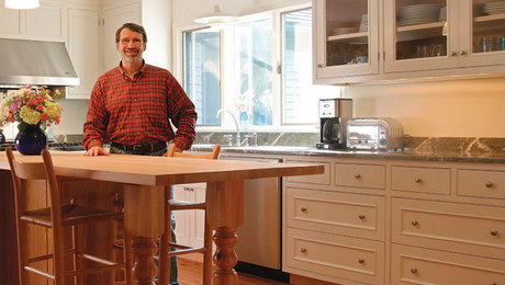 new yankee workshop kitchen cabinets norm abram finewoodworking 7106